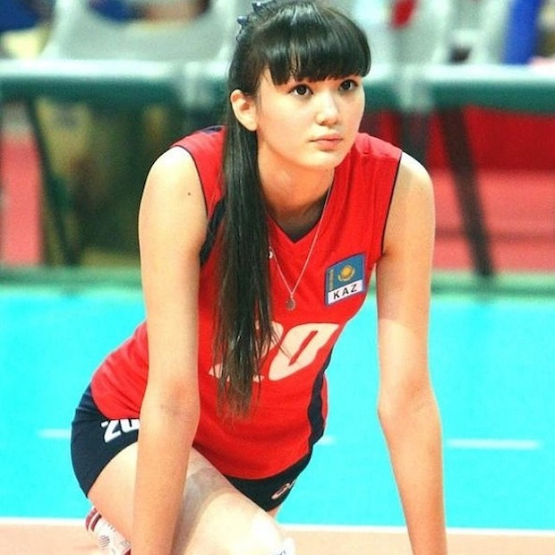 「バレーボールサビーナ・アルティンベコワ 無料写真」の画像検索結果